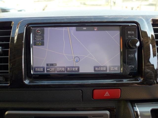 スーパーGL ダークプライム 純正ナビ ETC ドライブレコーダー バックカメラ 両側電動スライドドア(13枚目)