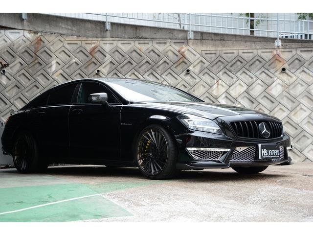 CLS63 AMG S AMSチューニング カーボンブレーキ(19枚目)