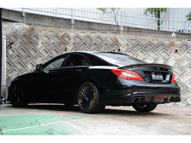 CLS63 AMG S AMSチューニング カーボンブレーキ(20枚目)