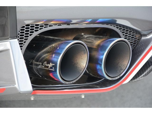 プレミアムエディション 後期NISMO仕様 NISMO純正フロントバンパー&カーボンリップスポイラー サイドスカート リアバンパー BOSEサウンドシステム リミッターカット パワークラフト可変マフラー アドバンGT(10枚目)