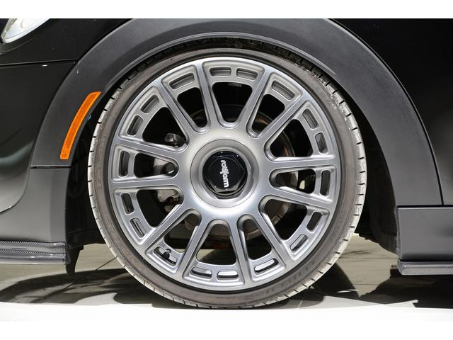 クーパーS rotiform19AW BCレーシング車高調 REMUS可変マフラー Degitec ECUチューニング 追加メーター カーボンパーツ デイライトコーディング 後期用ユニオンジャックテール(23枚目)