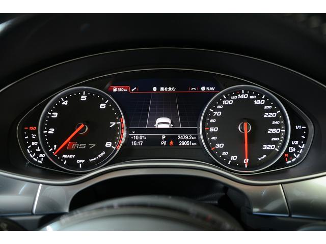 「アウディ」「RS7スポーツバック パフォーマンス」「セダン」「兵庫県」の中古車8