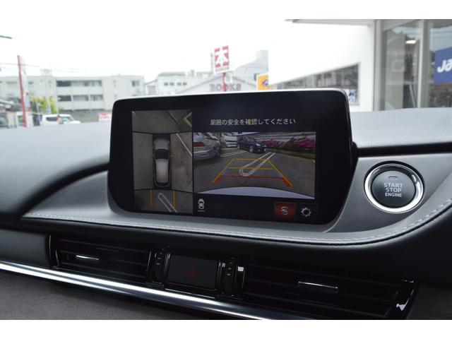バックカメラ&360度カメラで車庫入れも安心ですね。