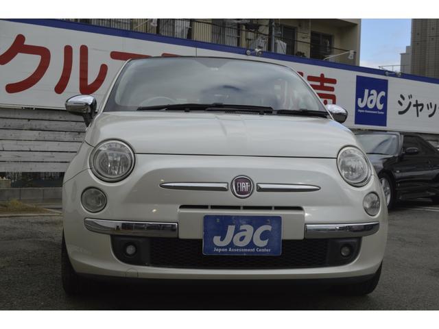 「フィアット」「フィアット 500」「コンパクトカー」「大阪府」の中古車2