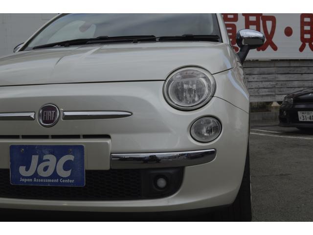 「フィアット」「フィアット 500」「コンパクトカー」「大阪府」の中古車9