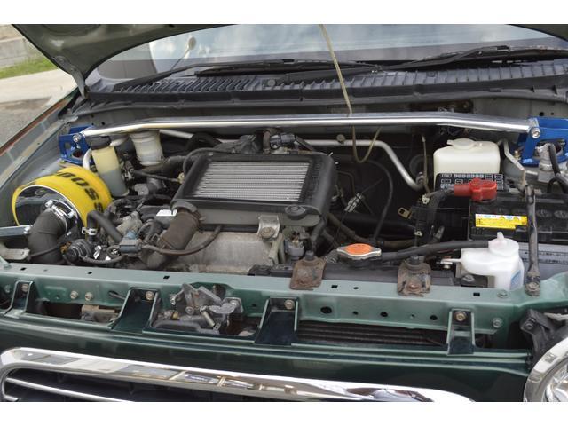 ミニライトスペシャルターボ 5速マニュアル 車高調 マフラー(26枚目)