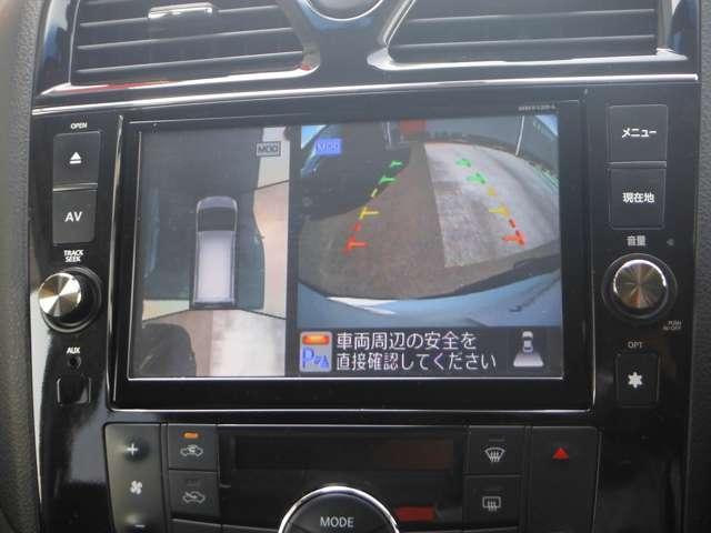 ハイウェイスター S-HYBRID アドバンスドセーフティ 後席モニター両側電動ドア 全方位 1オナ ETC LED クルーズコントロール メモリーナビ 衝突被害軽減(6枚目)
