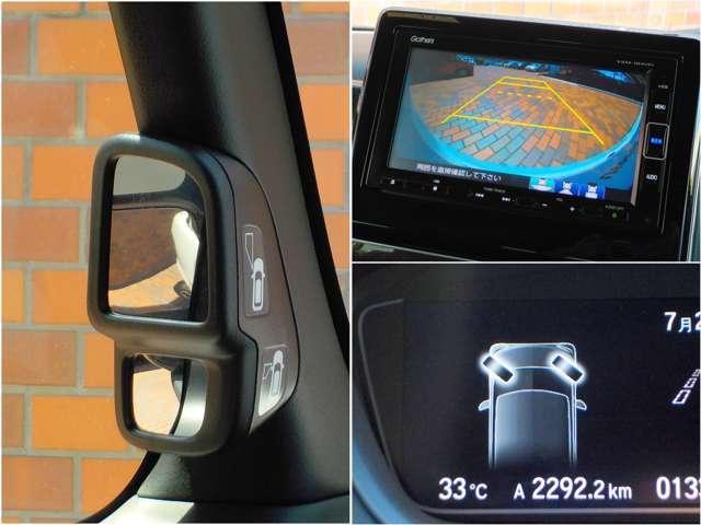 カスタム 660 G L ターボ ホンダセンシング フルセグTV搭載ナビゲーション キーフリー ワンオーナ LEDヘッド バックカメ クルコン ETC スマートキー アルミ  ABS CD 両側自動D 衝突回避軽減 エアバック(6枚目)