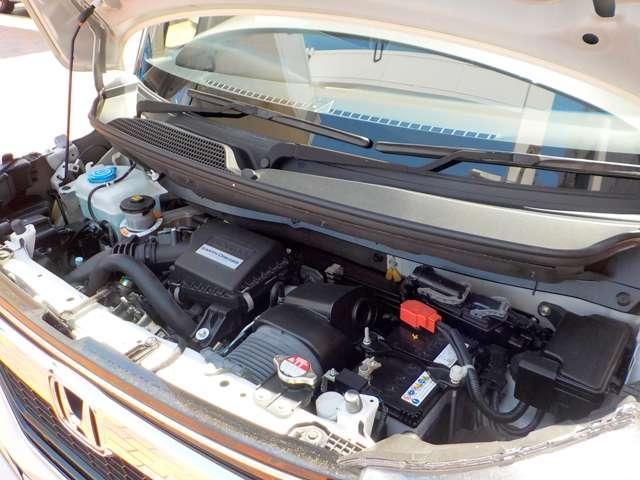 カスタム 660 G L ターボ ホンダセンシング フルセグTV搭載ナビゲーション キーフリー ワンオーナ LEDヘッド バックカメ クルコン ETC スマートキー アルミ  ABS CD 両側自動D 衝突回避軽減 エアバック(19枚目)