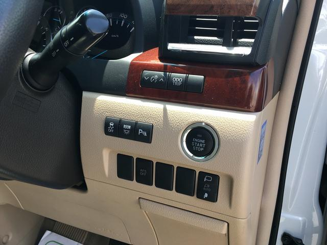 トヨタ アルファード 350G Lパッケージ アルパイン大型ナビ 革シート
