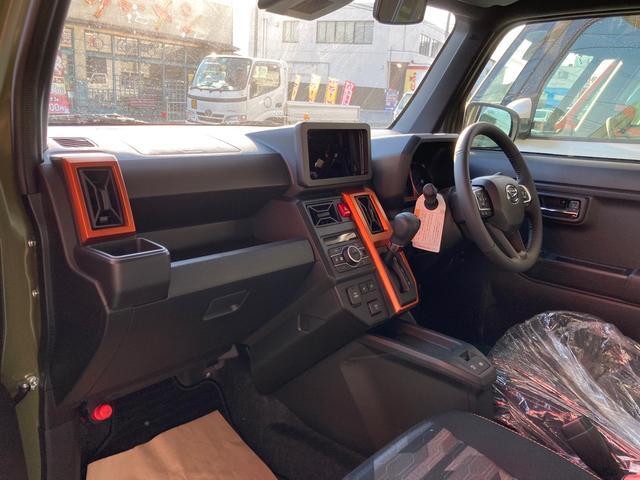 Gターボ 4WD サンルーフ LED 衝突被害軽減システム CVT ターボ AC 修復歴無 バックカメラ AW 4名乗り(7枚目)
