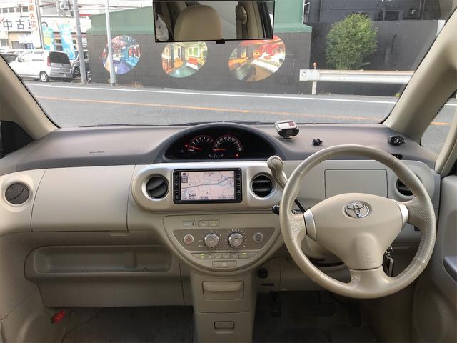 「トヨタ」「ポルテ」「ミニバン・ワンボックス」「奈良県」の中古車7