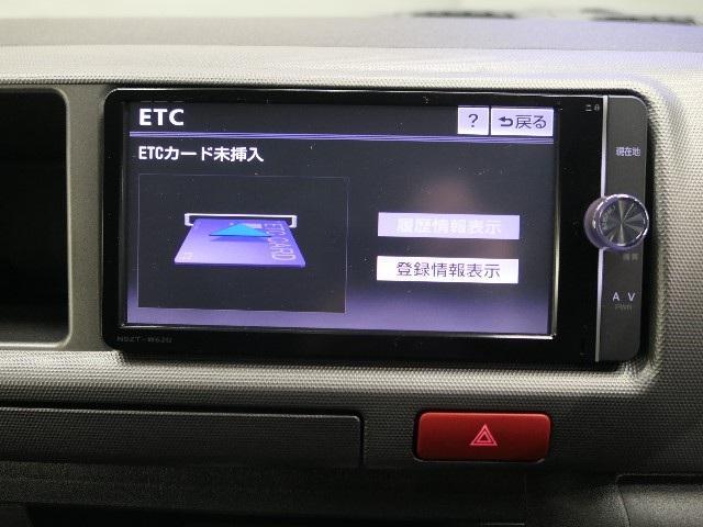 ナビ連動ETC車載器です!高速道路の料金所で慌てて小銭を探すことも無くなります。モニターで料金も確認できて一石二鳥ですよ☆ETCカードの作成も当社におまかせくださいね☆