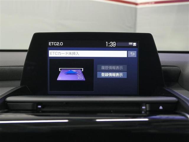 RSアドバンス フルセグ DVD再生 ミュージックプレイヤー接続可 バックカメラ 衝突被害軽減システム ETC ドラレコ LEDヘッドランプ PKSB パノラミックビューモニタ BSM(15枚目)