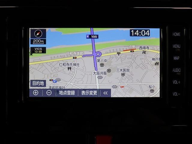 カスタムG フルセグ メモリーナビ DVD再生 バックカメラ 衝突被害軽減システム ETC 両側電動スライド LEDヘッドランプ ウオークスルー アイドリングストップ(8枚目)