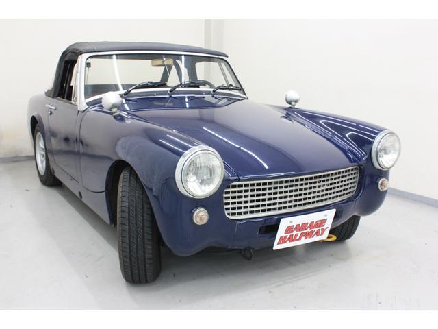 「MG」「MG ミゼット」「オープンカー」「奈良県」の中古車3