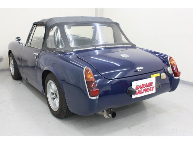 「MG」「MG ミゼット」「オープンカー」「奈良県」の中古車8
