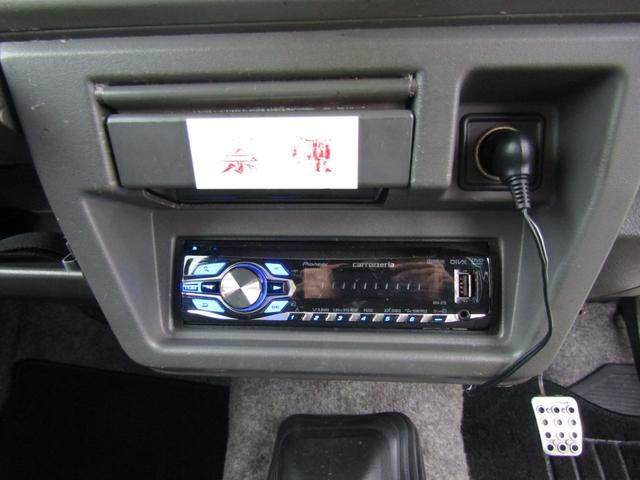 ワイルドウインド 4WD スムージング マフラー 革調シート(12枚目)