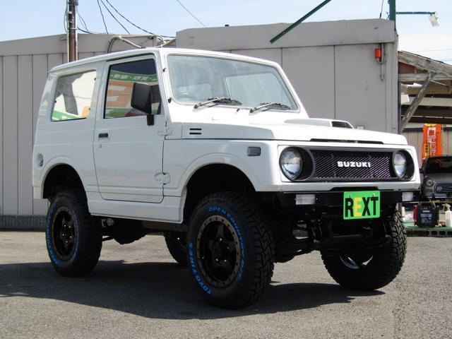 HC 4WD 5MT ワンオーナー リフトアップ公認 全塗装(3枚目)