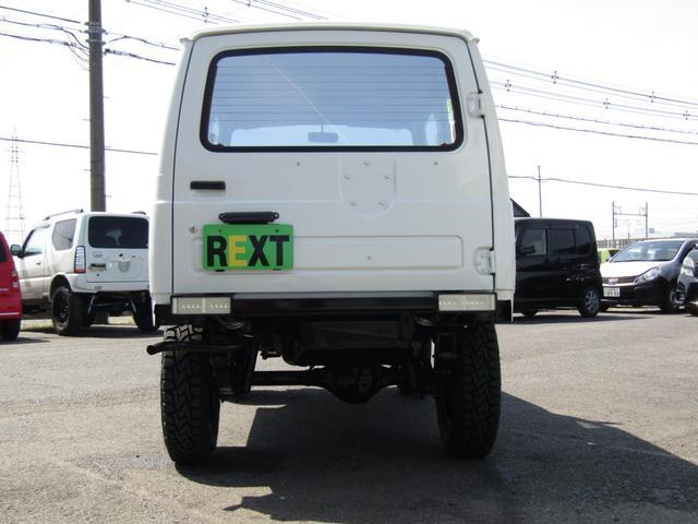 HC 4WD 5MT ワンオーナー リフトアップ公認 全塗装(5枚目)