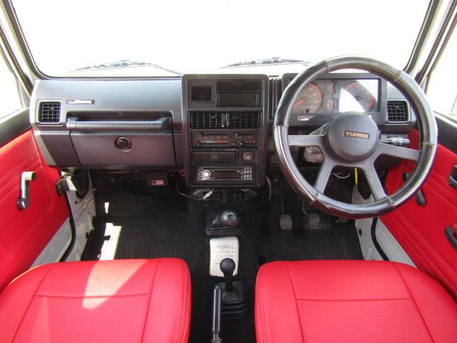 HC 4WD 5MT ワンオーナー リフトアップ公認 全塗装(9枚目)