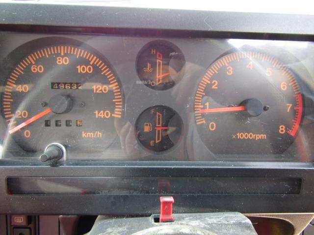 HC 4WD 5MT ワンオーナー リフトアップ公認 全塗装(10枚目)