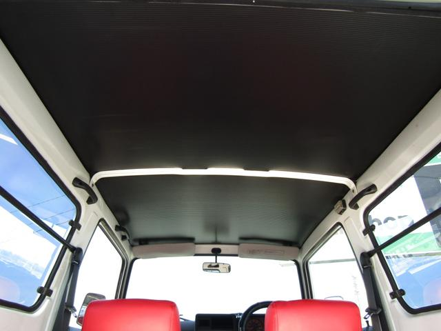 HC 4WD 5MT ワンオーナー リフトアップ公認 全塗装(14枚目)