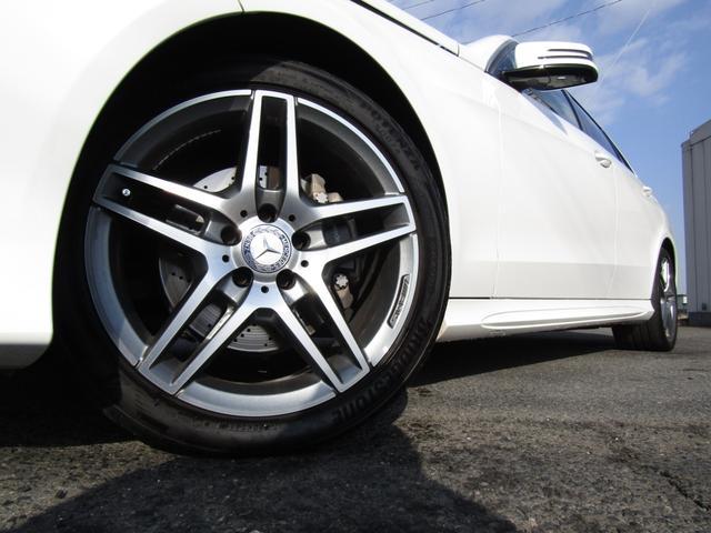 E250 アバンギャルド AMGスポーツP 黒半革シート 全周囲カメラ ナビ パワーシート(7枚目)