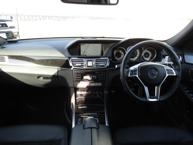 E250 アバンギャルド AMGスポーツP 黒半革シート 全周囲カメラ ナビ パワーシート(9枚目)