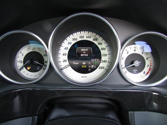 E250 アバンギャルド AMGスポーツP 黒半革シート 全周囲カメラ ナビ パワーシート(10枚目)