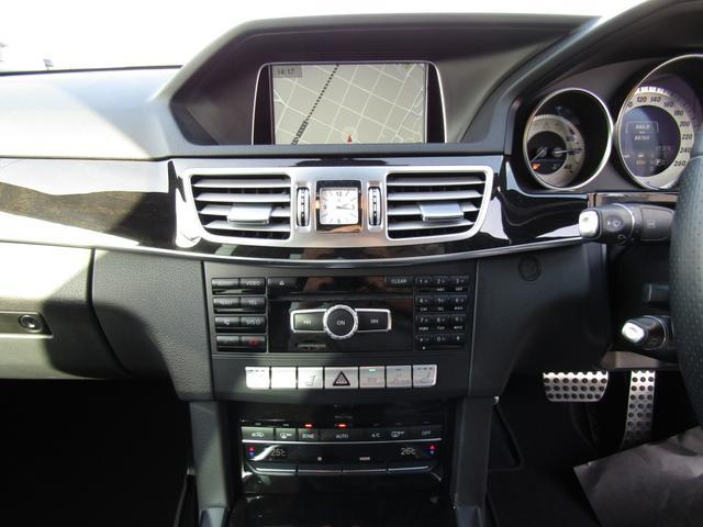 E250 アバンギャルド AMGスポーツP 黒半革シート 全周囲カメラ ナビ パワーシート(13枚目)