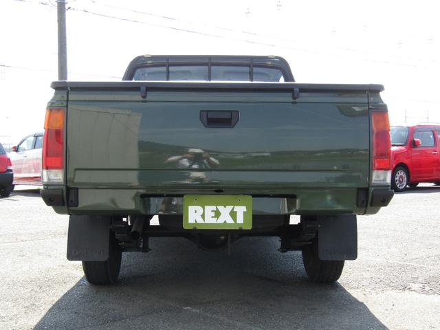 DX NOX適合 1オーナ 全塗装 ナルディステア ネイティブシートカバー 5MT 荷台チッピング(5枚目)