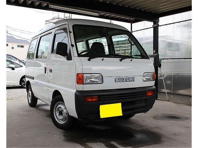 「スズキ」「エブリイ」「コンパクトカー」「大阪府」の中古車7