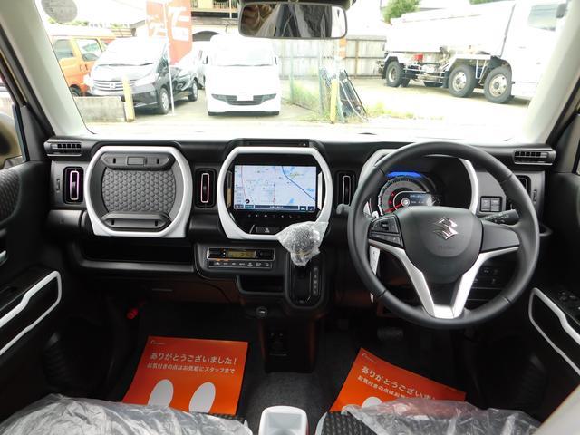 ハイブリッドX 全方位モニター付き9インチナビ装着車 デカール ETC アイドリングストップ プッシュスタート 自社オリジナルマット&バイザー付き(10枚目)