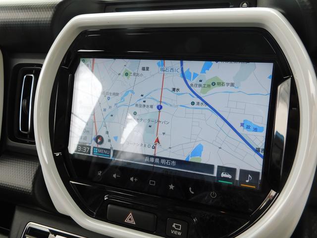 ハイブリッドX 全方位モニター付き9インチナビ装着車 デカール ETC アイドリングストップ プッシュスタート 自社オリジナルマット&バイザー付き(25枚目)