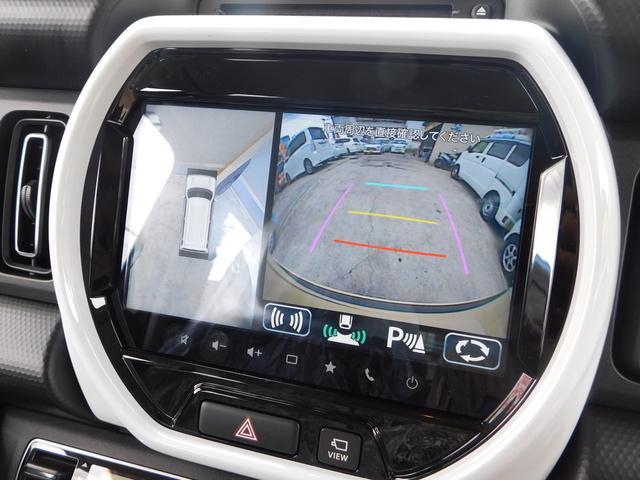 ハイブリッドX 全方位モニター付き9インチナビ装着車 デカール ETC アイドリングストップ プッシュスタート 自社オリジナルマット&バイザー付き(26枚目)