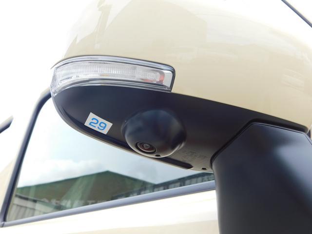 ハイブリッドX 全方位モニター付き9インチナビ装着車 デカール ETC アイドリングストップ プッシュスタート 自社オリジナルマット&バイザー付き(40枚目)