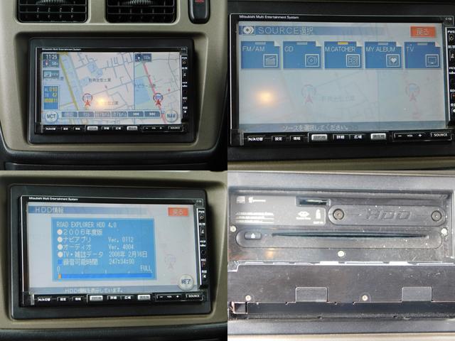 アクティブフィールドエディション 純正HDDナビ ETC キーレス 4WD 背面タイヤ 純正15インチアルミ(12枚目)