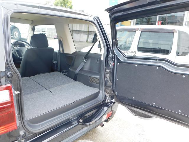 アクティブフィールドエディション 純正HDDナビ ETC キーレス 4WD 背面タイヤ 純正15インチアルミ(33枚目)