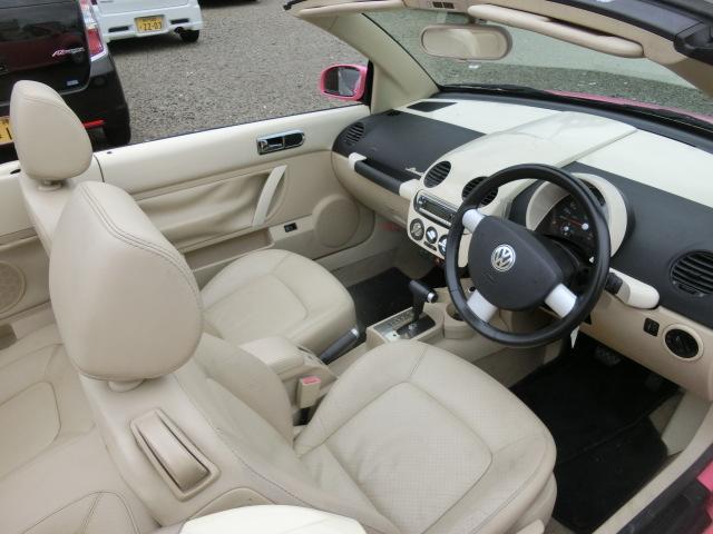 フォルクスワーゲン VW ニュービートルカブリオレ プラス HDDナビ バルブボディ新品交換済み