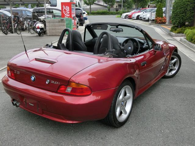 BMW BMW Z3ロードスター 3.0i 5速AT 電動オープン