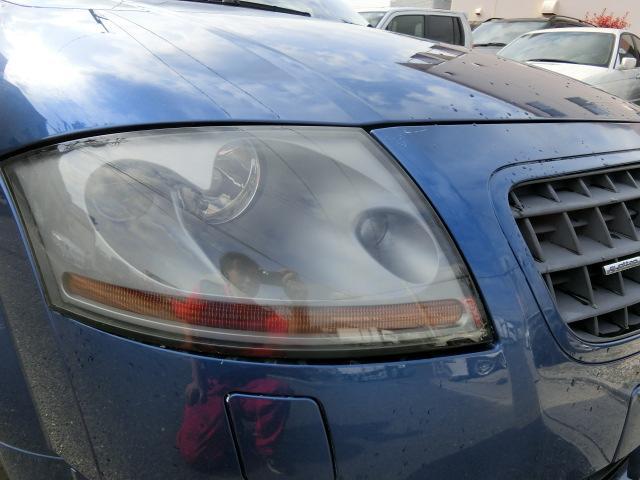 2005年式 TTクーペ 3200スポーツライン クワトロ 人気のブルー入庫致しました V6サウンドとパワーをこのお値段で堪能してください 来店予約後のご来店お待ちしています