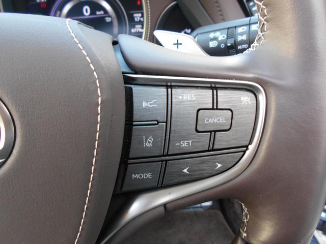 LS500h バージョンL ワンオーナー 純正メーカーナビ フルセグTV 走行中OK パノラミックビューモニター デジタルインナーミラー ヘッドアップディスプレイ ムーンルーフ ホワイトセミアニリンレザーシート 3眼LEDヘッド(22枚目)