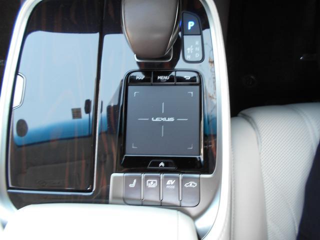 LS500h バージョンL ワンオーナー 純正メーカーナビ フルセグTV 走行中OK パノラミックビューモニター デジタルインナーミラー ヘッドアップディスプレイ ムーンルーフ ホワイトセミアニリンレザーシート 3眼LEDヘッド(28枚目)