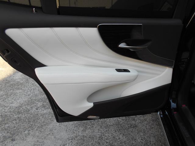 LS500h バージョンL ワンオーナー 純正メーカーナビ フルセグTV 走行中OK パノラミックビューモニター デジタルインナーミラー ヘッドアップディスプレイ ムーンルーフ ホワイトセミアニリンレザーシート 3眼LEDヘッド(45枚目)
