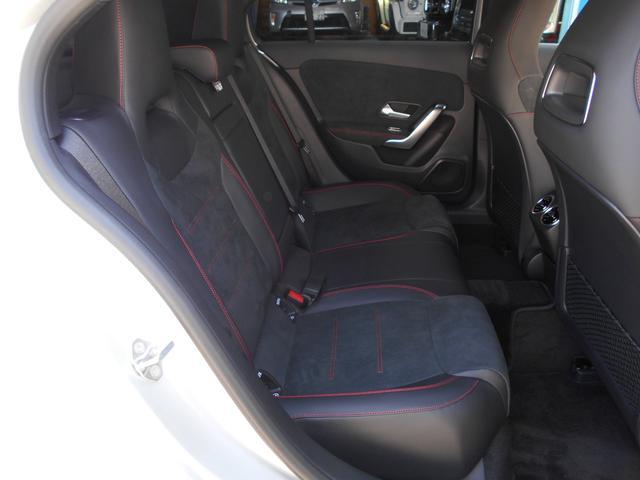 A200d AMGライン 登録済未使用車 AMGライン レーダーセーフティパッケージ ナビゲーションパッケージ メタリックペイント フロントドライブレコーダー ETC(14枚目)