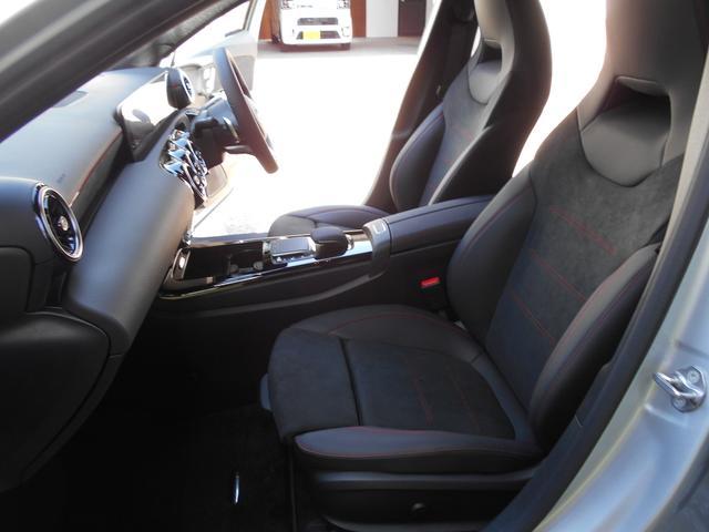 A200d AMGライン 登録済未使用車 AMGライン レーダーセーフティパッケージ ナビゲーションパッケージ メタリックペイント フロントドライブレコーダー ETC(35枚目)