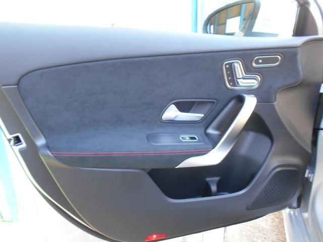 A200d AMGライン 登録済未使用車 AMGライン レーダーセーフティパッケージ ナビゲーションパッケージ メタリックペイント フロントドライブレコーダー ETC(41枚目)