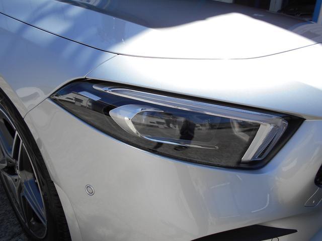 A200d AMGライン 登録済未使用車 AMGライン レーダーセーフティパッケージ ナビゲーションパッケージ メタリックペイント フロントドライブレコーダー ETC(53枚目)