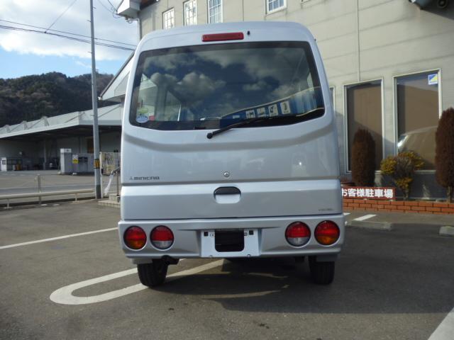 三菱 ミニキャブバン CD ハイルーフ 5速ミッション車